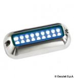 LUCE SUBACQUEA A 27 LED BLU 3,6WATT 10\30VOLT IP68