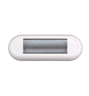 PLAFONIERA A 18 LED DA INTERNO 10-30V 12WATT 1350LUMEN LUNGHEZZA 136MM