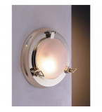 LAMPADA APPLIQUE  DIAMETRO 275MM IN OTTONE LUCIDO ART.2021.L