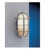LAMPADA A TARTARUGA OVALE IN OTTONE CROMATO 265X200 ART.2034.CS