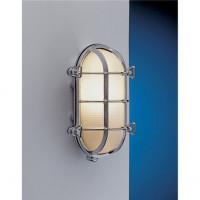 LAMPADA A TARTARUGA OVALE IN OTTONE CROMATO 175X130 ART.2036.C