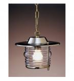LAMPADA DA SOFFITTO DIAMETRO 260MM IN OTTONE LUCIDO ART.2058.LT