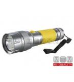 TORCIA LED ALUMINIUM HP 12 CM.