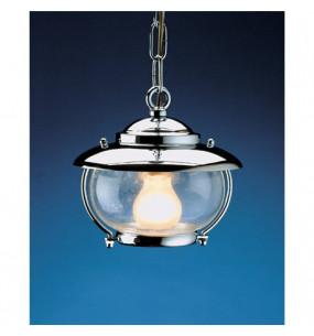 LAMPADA DA SOFFITTO DIAMETRO 220MM IN OTTONE   ART.2118B