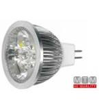 LAMPADINA FARETTO A LED ATTACCO G5,3 LUCE CALDA 3000K 12VOLT 4WATT