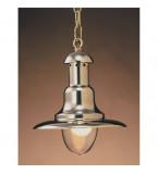 LAMPADA DA SOFFITTO DIAMETRO 350MM IN OTTONE LUCIDO ART.2190.L