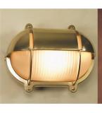 LAMPADA APPLIQUE A PARETE 274X210 IN OTTONE LUCIDO ART.2434.L