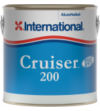 CRUISER 200 ANTIVEGETATIVA ERODENTE DAI COLORI BRILLANTI INTERNATIONAL