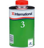 DILUENTE THINNER N° 3 INTERNATIONAL PER ANTIVEGETATIVE E PRIMOCON