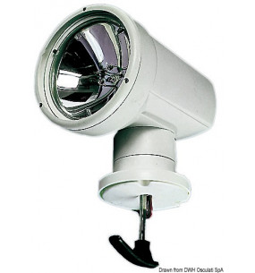 FARO NIGHT EYE BARCA MANUALE PROIETTORE 12V