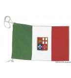 BANDIERA ITALIANA IN STAMINA DI POLIESTERE PESANTE