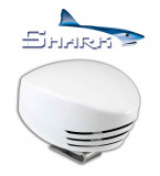 SHARK TROMBA SINGOLA BIANCA BLISTER  MARCO MADE IN ITALY