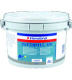 INTERFILL 830 STANDARD INTERNATIONAL STUCCO EPOSSIDICO COLORE GRIGIO CF LT.5 (A+B)
