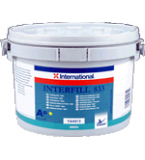 INTERFILL 833 STANDARD INTERNATIONAL STUCCO EPOSSIDICO COLORE VERDE LT.5