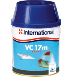 VC 17M EXTRA INTERNATIONAL ANTIVEGETATIVA COLORE GRAFITE 750ML