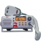 VHF FISSO NAUTICO GME GX600D BIANCO COMPATTO E WATERPROOF CON DSC OFFERTA IP67