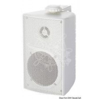 COPPIA CASSE STEREO 2 VIE SERIE CABINET LOW MAGNETIC 120W